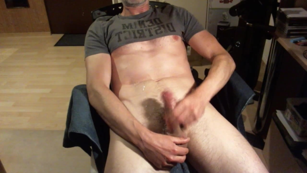 Solo Male Ruined Orgasm