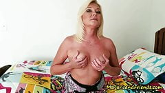 Mommy is Glad to Get You OFF (with sound)
