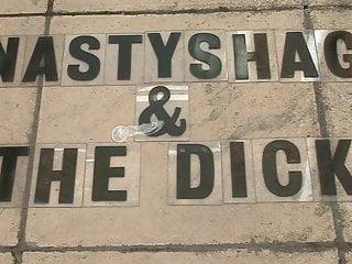 Busty britain frankie - Busty nastyshag outdoor fuck
