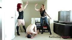 Ballbusting Beauties Compilation 10