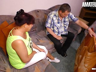 Sexy amateur neighbor video Amateureuro sexy bbw wife finally home with her neighbor