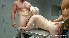 Private.com - Busty Hacker Mila Milan Arrested & Ass Fucked!