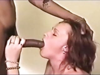 Hubby sucks interracial master Hubby films wife sucking cock