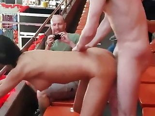 Australia bega gay - Indian desi brunette girl having sex in public in australia