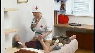 Sultry russian mature nurse.By PornApocalypse