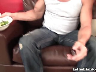 3d busty blonde loves playing dildo - Busty blonde loves eating ass