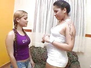 Latina cum blowjob Big ass latina cum