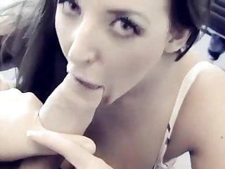 Penis foreskin seprates - Sucking foreskin - very short vid