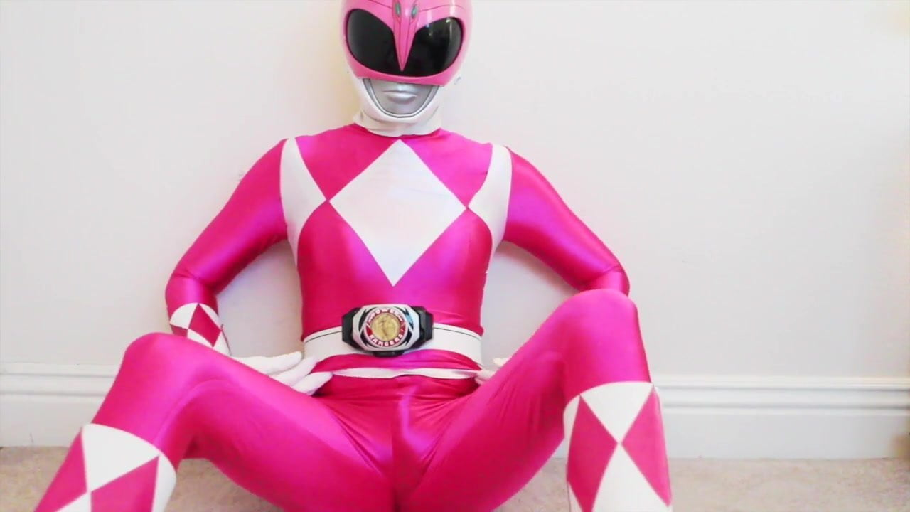 Pink Ranger Porn