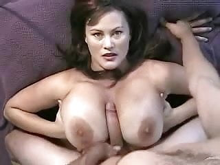 Fucking massiv e tits Huge titty fuck and massive facial