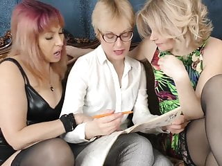 Hairy Lesbian Mature