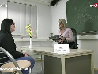 Marine cold cocks professor Mydirtyhobby - professor tatjana-young blowing lessons