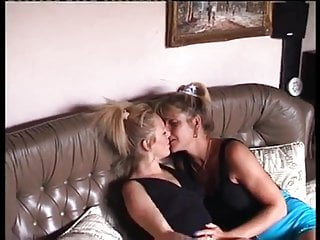 Lesbians on fantasticc British lesbians on the sofa and in the bath