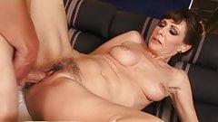Alexandra Silk is a naughty Cougar Stewardess