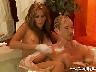 Awesome handjob videos Awesome blonde awesome handjob massage