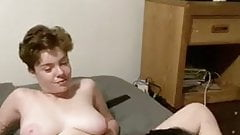 April & bisexual friend love to pleasure each other