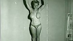 Fun Times with Big Boobs (1950s Vintage)