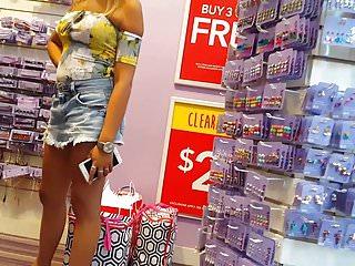 Teens in short skirts pictures Candid voyeur hot teen in short skirt