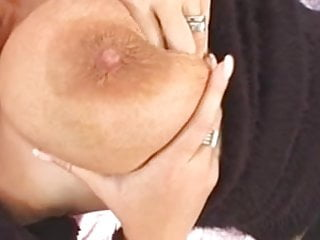 Masturbate big tit All time big tit legend with nice hairy pussy