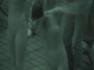 Xray vision voyeur Xray swimsuit bouncing boobs