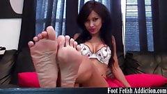 Amerai le mie piccole dita dei piedi carine