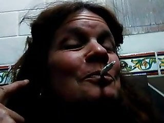 Naked on the toilet - Crazy milf getting naked in public toilet