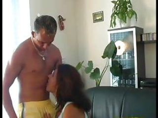 Sexy man graphic - Sexy mom 61 redhead mature with a young man