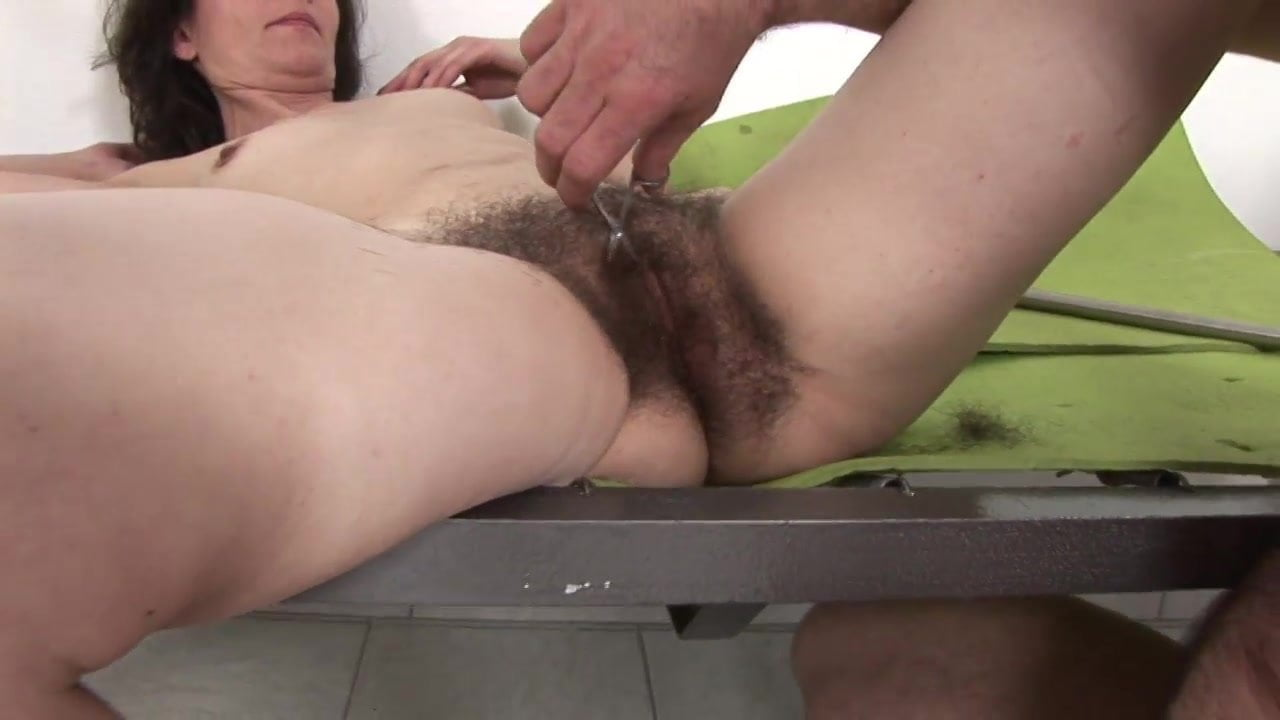 hairiest pussy immer