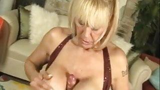 Can I Fuck Your Tits Grandma JOI... IT4