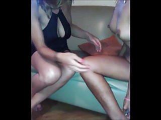 Videos pornos entre hombres - Soiree coquine entre femmes