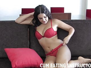 Pics you have cum to Cum if you want but you have to eat it cei