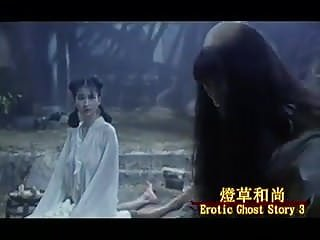 Erotic movie retro vintage - Old chinese movie - erotic ghost story iii