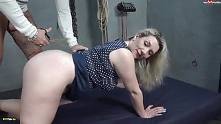 Fuck to orgasm with bbw busty amateur German milf from ForSex.eu