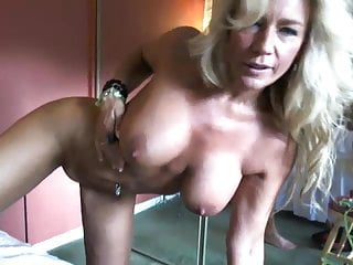 Naughty allie anal tubes Stunning blonde mature on cam