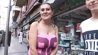 Those are the biggest tits I've ever seen!