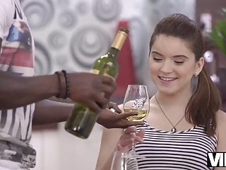Meet black singles to have sex Vip4k.evelina darling meets black boy and cant wait to...