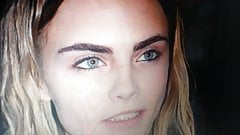 Cum for Cara Delevingne