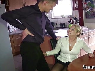 Milf loves big dick German milf fuck with big dick school love after classmeet