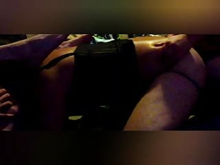 Wife strapon sex clips Wife strapon