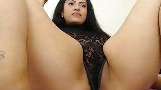 Erika Exotica- Alexriya Black Sexy Net Top