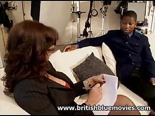 Beatty sex change British milf sarah beattie gets black cock anal hardcore