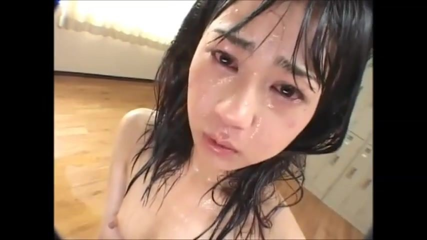 White Girl Kissing Asian