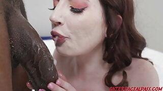 Aria and Brickzilla in one Big Sloppy Sexy Hardcore Fucking