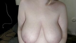 Pale Pink Puffy Nipples
