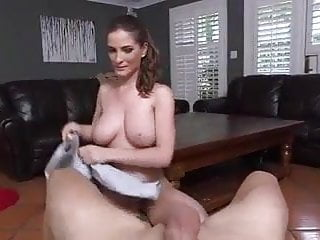 Hairy mushroom Huge mushroom cock sucked by molly jane with facial