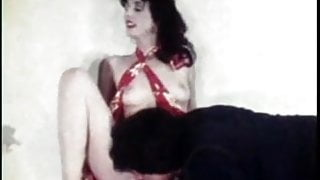 8 mm Vintage(Older Woman)-Laurie Smith (Gr-2)