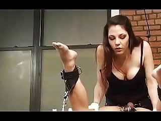 High tec male sex toys - Two scenes - male sex slaves