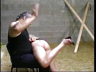 Blonde hot slut - Naughty hot slut deserves a punishment