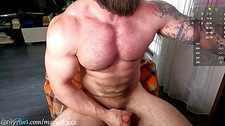 Hot Hunk Muscle Nude - Special