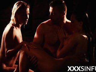 Privet erotic hypnosis sessions Gorgeous young babes drilled during erotic fuck session